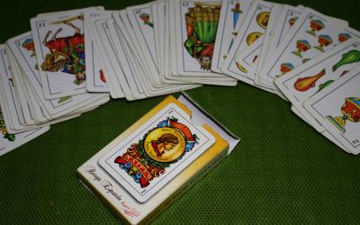 Baraja española. Cómo jugar al poker español