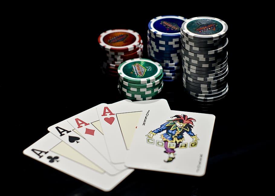 El All In en el poker: Cómo, Cuándo y Dónde