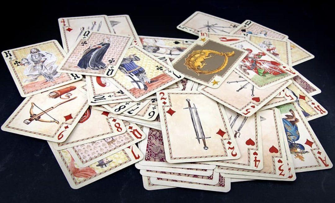 Cartas de poker: ¿Cuál es su origen?