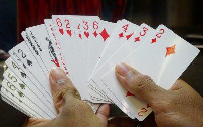 Escalera en el poker: Lo que necesitas saber