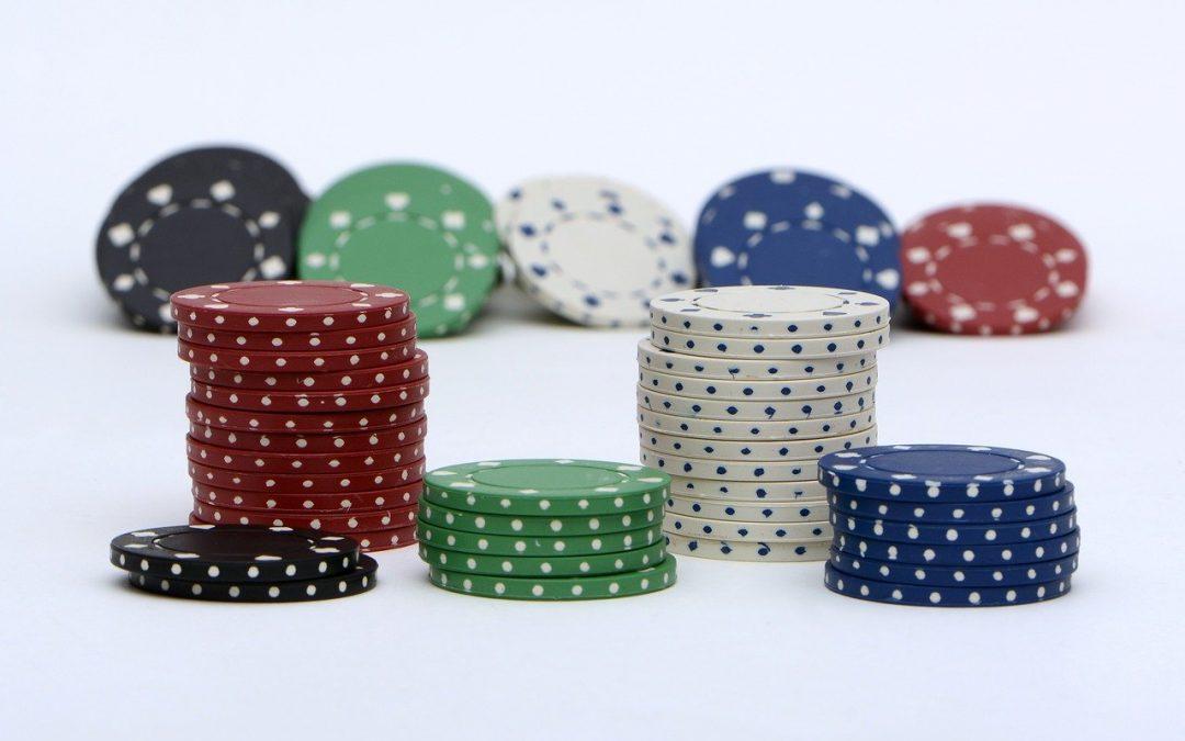 Fichas de poker: Cómo son y cómo utilizarlas