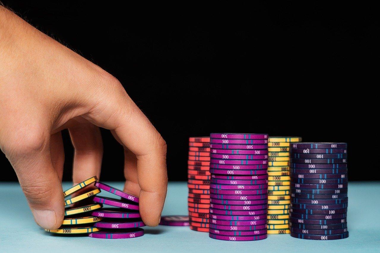 Fichas de poker. Intro