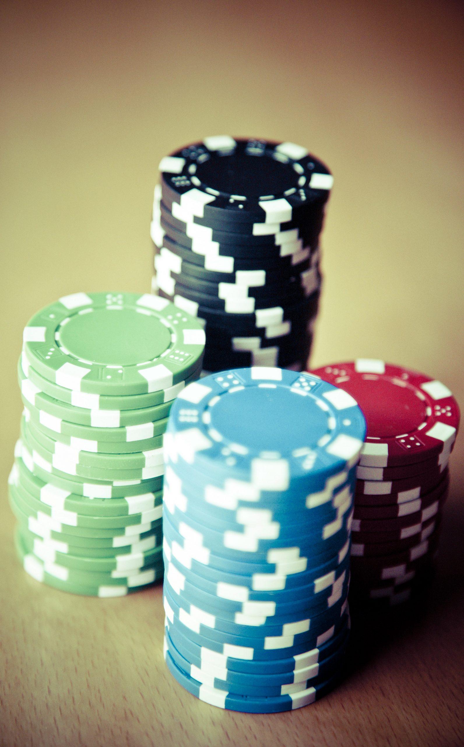 Fichas de poker.3