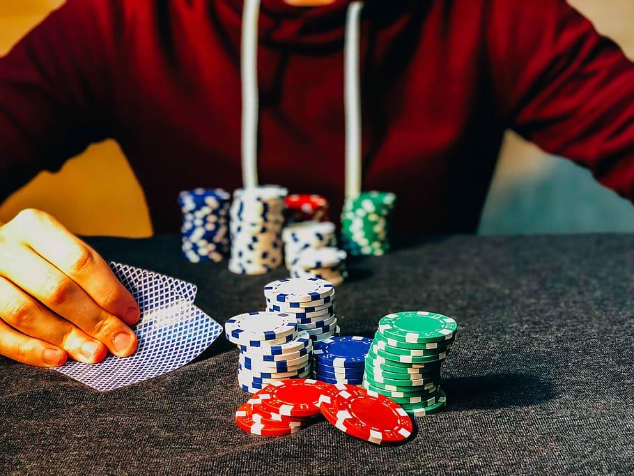 Jugadas en el poker. 2