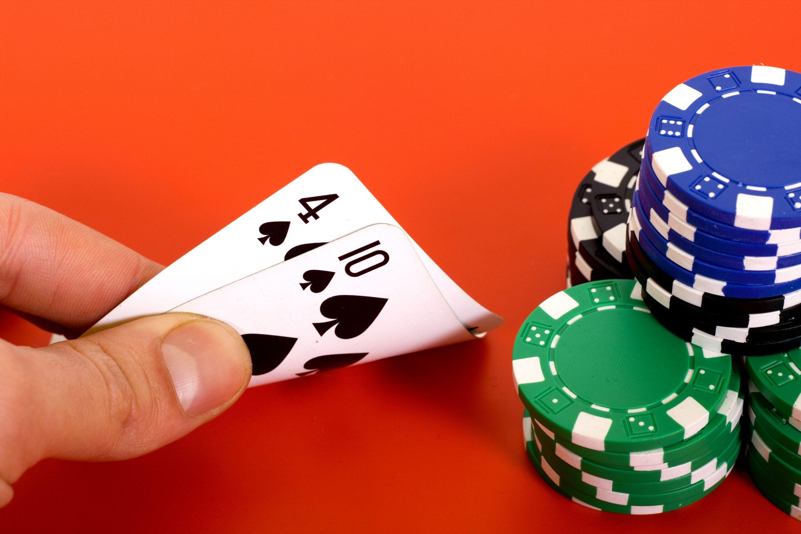 Jugadas en el poker.4